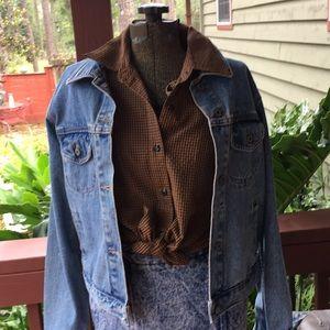 AE vintage 1977 jean jacket
